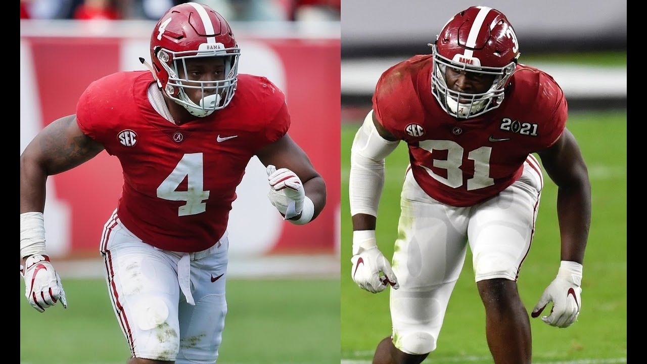 Examining Alabama's linebackers: William Anderson and Christopher Allen are an elite duo | SEC News