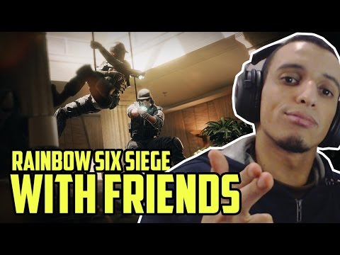 Morocco Gamer Rainbow Six SIege  Time With Friends ! with Tornado