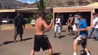 Box vs Kick Boxing - Escuela