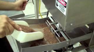 Cocoa Nib Grinder Demo
