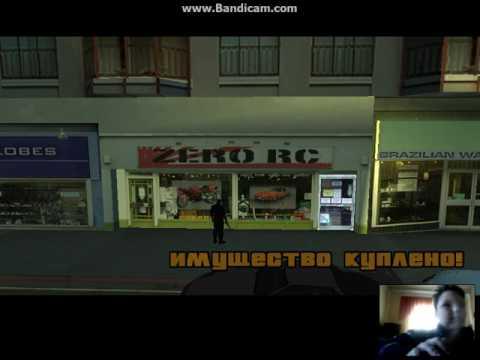 Прохождение игры GTA San Andreas  Миссия 38 Zero Прохождение с чит кодами