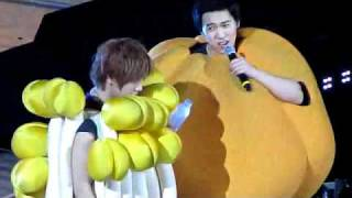 [fancam] SS3 Shanghai - Cute Thirsty Pumpkin Sungmin