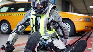 Helite Airbag Technology for Motorcyclists