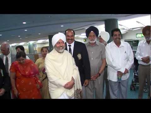 Wecome Vancouver Canada Satguru Baba Hardev Singh ji Maharaj