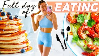 What I Eat in a Day: Intuitive Eating & Easy HOME Meals