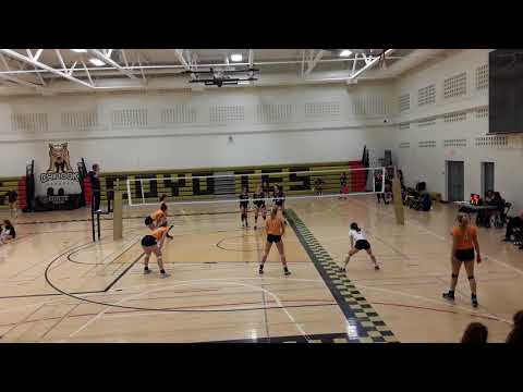 Jade Bussard: Notre Dame vs Aberhart Set 2 of 2