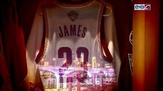 NBA Finals Game 7   Cavs vs. Warriors intro