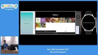 Samsung Tizen .Net with Xamarin - GeekCampSG 2017