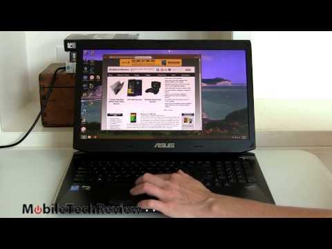Asus ROG G750JX Review