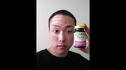 Biotin 10,000 mcg for Hair Growth after Hair Transplant