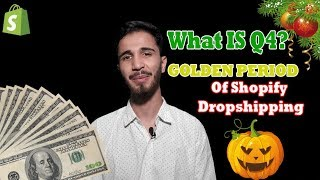 What is Q4 in Ecommerce | The Golden Period Of Shopify Drop Shipping | Dropshipping Shopify in Hindi