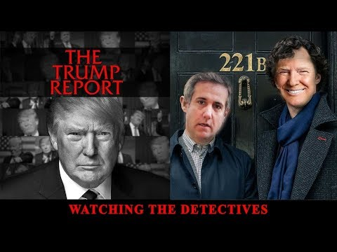 The Trump Report | Watching the Detectives | AfterBuzz TV