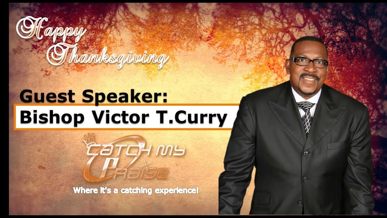 from Gibson is bishop victor t curry gay