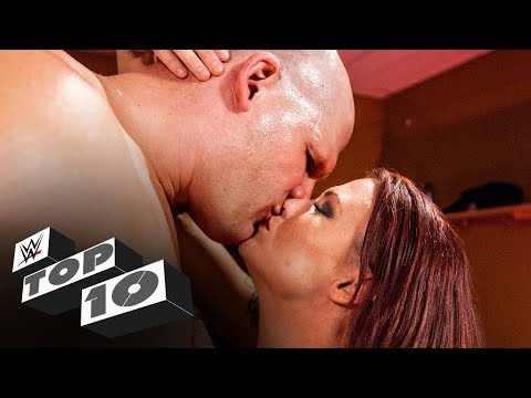 Shocking couples: WWE