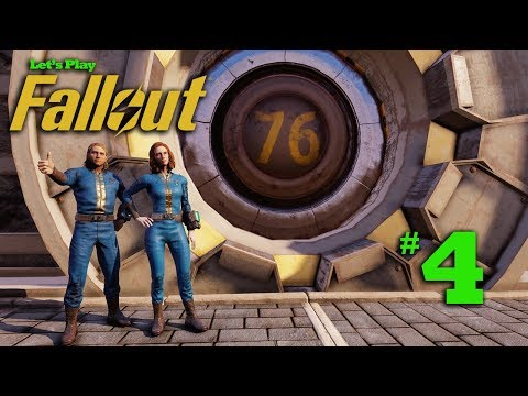 Let's Play Fallout 76 - Ep. 4: New Threads thumbnail