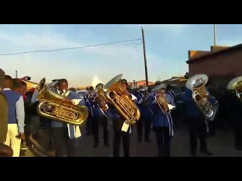 Tembisa StJ Brass Band - Lefifing le letsoletso