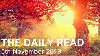 "DAILY READ  ""YOU FIND WHAT YOU SEEK""  November 5th 2019 - Daily Tarot"