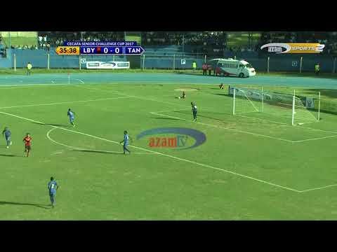Azam TV - #CECAFA2017 - OFFSIDE TANZANIA VS LIBYA 0-0