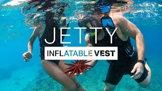 Jetty Inflatable Life Vest