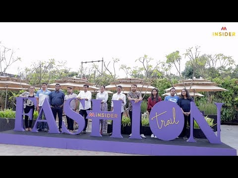 Myntra Insider Experience | India's Coolest Fashion Trail | Myntra