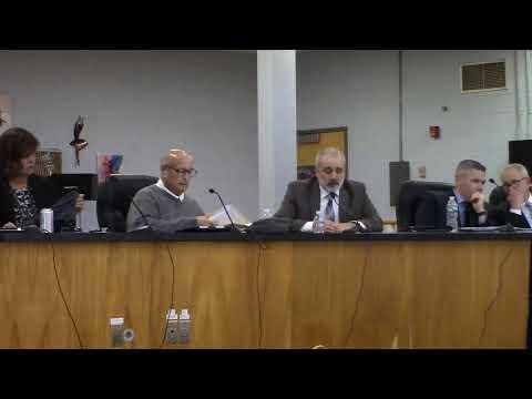 Cumberland School Committee  11.14.19