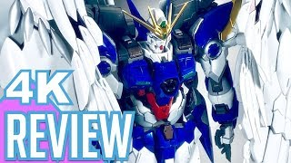 Hi-Resolution Wing Gundam Zero EW Review