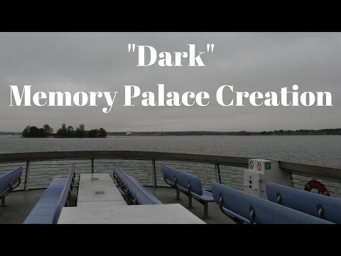 Dark Memory Palace Creation In Helsinki