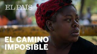 El camino imposible de los haitianos hacia Estados Unidos