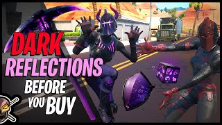 The DARK REFLECTIONS PACK in Fortnite - Before You Buy