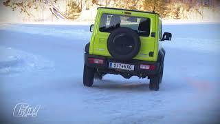 Suzuki Jimny im Winter | der Test GO! Das Motormagazin
