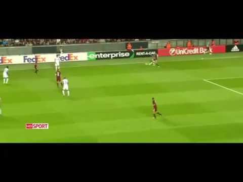 Sparta Praha vs Inter 3-1 All Goals HD Europa League