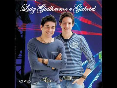 Voce de la e eu de ca Luiz Guilherme e Gabriel