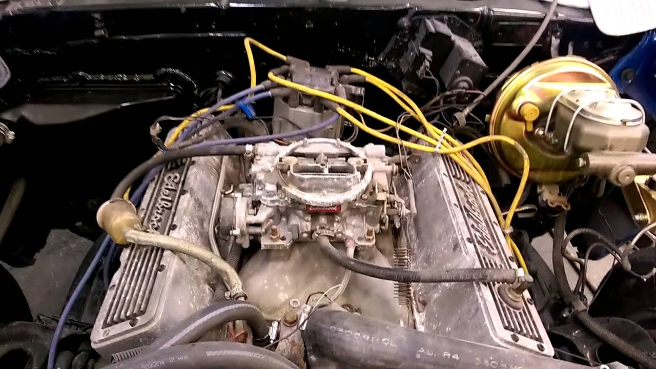 Wiring Harness For 1972 Nova Reinvent Your Diagram Light 78 Chevy Chevrolet Engine Reinstall Youtube Rh Com Dome Lights Gmc