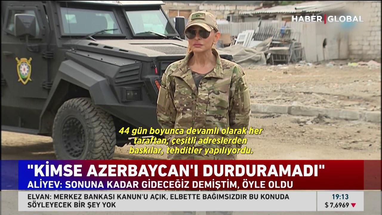 Şuşa'ya Yol Çekiliyor! İlham Aliyev Şuşa Operasyonunu İlk Kez Anlattı