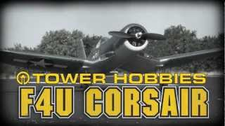 Tower Hobbies F4U Corsair Brushless Rx-R 39