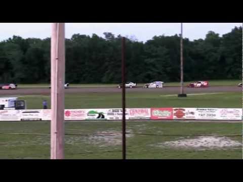 USMTS @ L A Raceway 5-4-2012 Heat #4-18 Chase Junghans, Manhattan, Kan