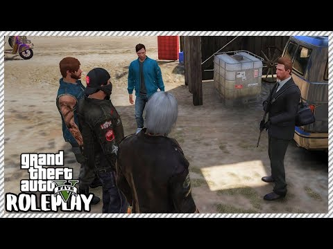 GTA 5 Roleplay - Russian Weapons Deal Goes Horribly Bad | RedlineRP #147