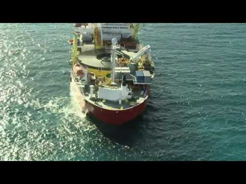 Interconnector cable pulling in Malta