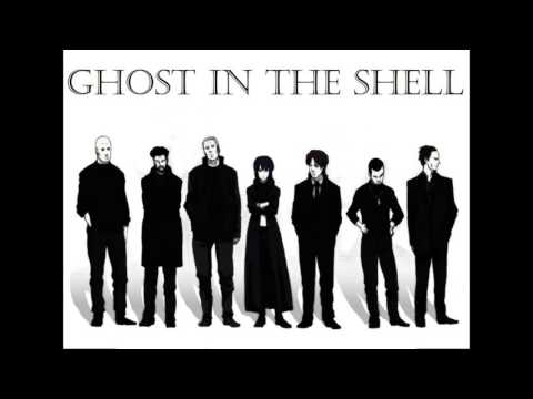 Ghost in the Shell OST-Net cafe