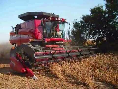 Jenkins Farms - Bean Harvest 2009