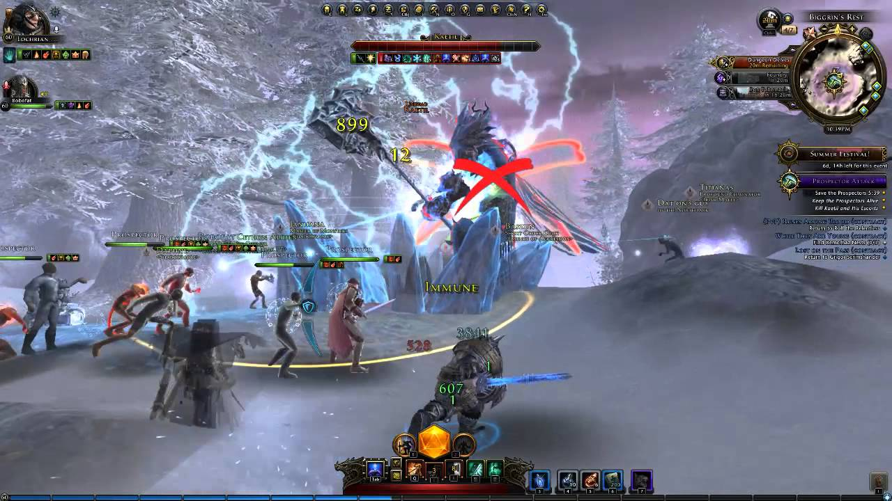 neverwinter how to find a heroic encounter
