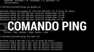 Qué es el comando Ping y cómo funciona www.informaticovitoria.com
