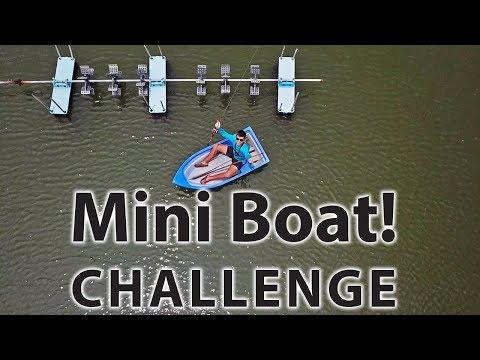Mini Boat Challenge!