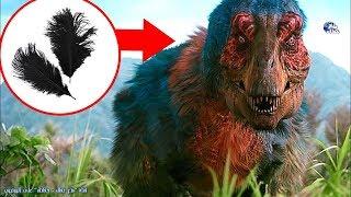 11 حقيقة مذهلة لا تعرفها عن الديناصورات | يغطى أجسامها الريش وليس القشور  !!