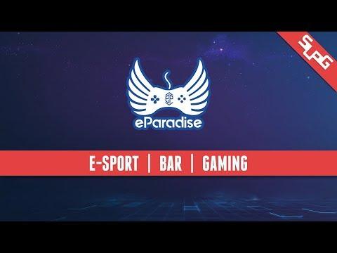 eParadise Eröffnung | E-Sport Bar in Zürich | SwissLPGamers