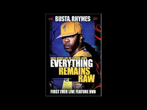 Busta Rhymes - Everything Remain Raw (Instrumental) With DL