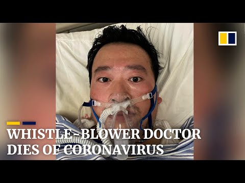 Coronavirus Whistle-blower Doctor Li Wenliang Dies From The Disease