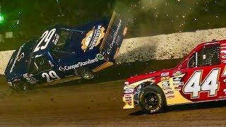 NASCAR Near Flips Part 3 - ARCA Included