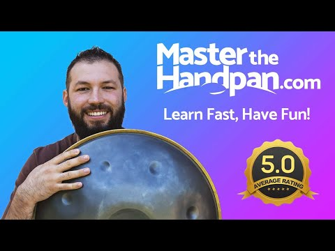 David Charrier,MTH,Master The Handpan,MasterTheHandpan,MasterTheHandpan.com