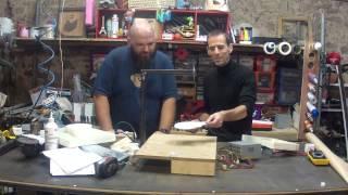 StringShow - création d'une découpeuse à fil chaud pour polystyrène -  Ep 119